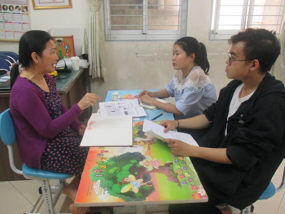 Hướng dẫn sinh viên ĐH Kiến trúc 13.3.18