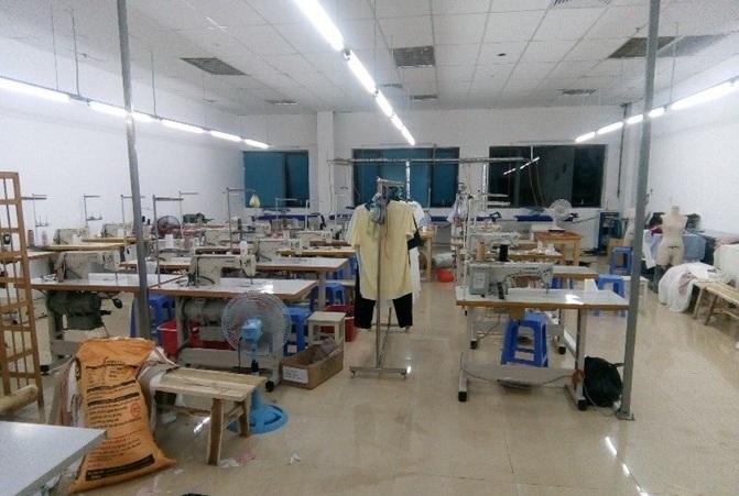 Tuyển người khuyết tật nhẹ làm nhân viên may tại TP HCM